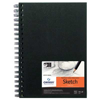 Sketch Book 9 X 12 Field (SKU 1000940653)