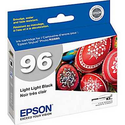 Epson 96 Light Light Black Ink (SKU 1009536248)