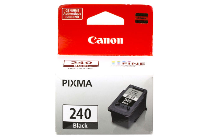 Canon Pg-240 Black Printer Ink Cartridge (SKU 1011858045)