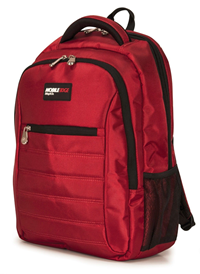 "Mobile Edge Smartpack 17"" Red"