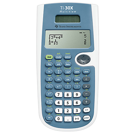 Calculator Ti30xs (SKU 1016555340)