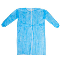 Labcoat Disposable Large
