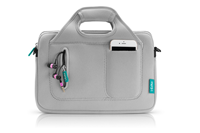 "Iecko 12"" Notebook Sleeve Gray"