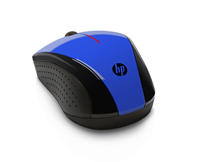 Hp X3000 Wireless Mouse Cobalt