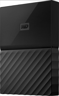 Usb Wd 2Tb Hard Drive 3.0 Black
