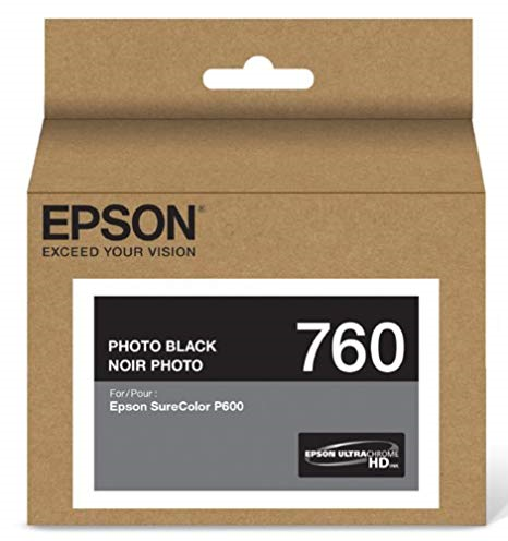 Epson 760 Photo Black Ink (SKU 1019761548)