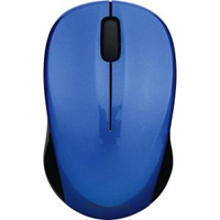 Verbatim Silent Wireless Mouse Blue