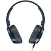 Skullcandy Riff On-Ear Wired Headphones Blue/Speckle/Sunset